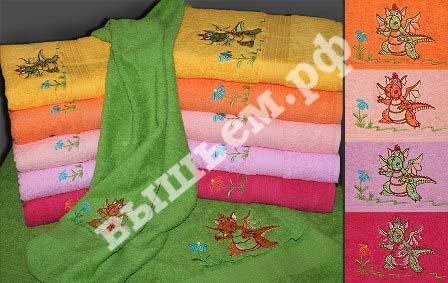 Вышивка на полотенцах оптом