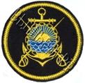 шеврон вышитый тихоокеанский флот