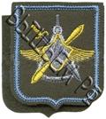 шеврон вышитый ВВС